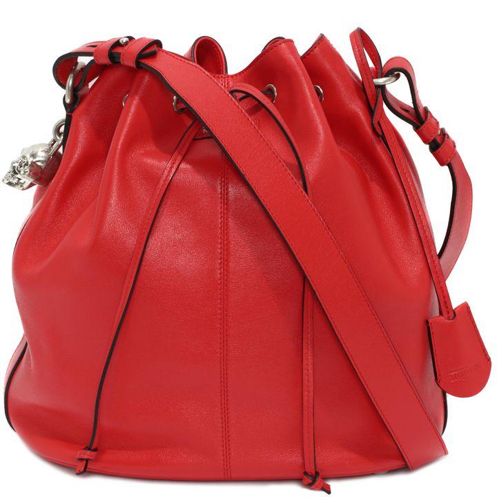 Alexander McQueen, Padlock Bucket Bag