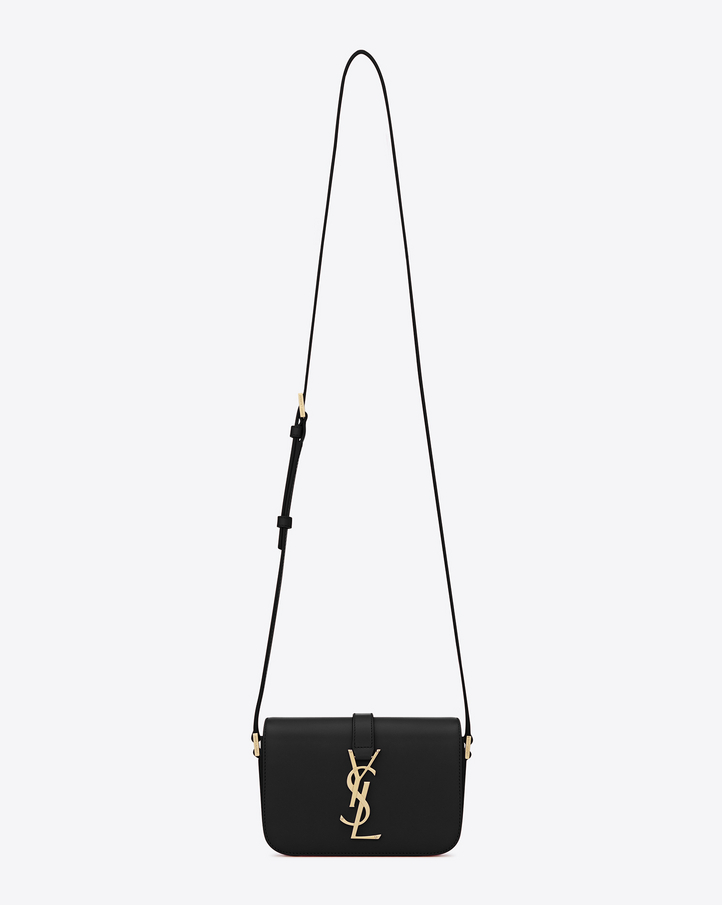 Saint Laurent Classic Small Monogram Saint Laurent Universit�� Bag ...
