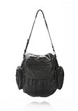 ALEXANDER WANG MARTI BACKPACK IN BLACK WITH MATTE BLACK BACKPACK Adult 8_n_d