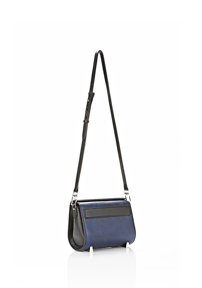 ALEXANDER WANG CHASTITY SLING IN DISTRESSED NILE Shoulder bag Adult 12_n_e
