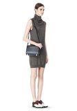 ALEXANDER WANG CHASTITY SLING IN DISTRESSED NILE Shoulder bag Adult 8_n_r