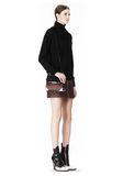 ALEXANDER WANG MARION SLING IN EMBOSSED BEET Shoulder bag Adult 8_n_r