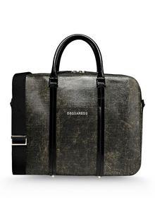 Medium leather bag - DSQUARED2