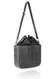 ALEXANDER WANG EXCLUSIVE DISTRESSED FLAT BUCKET BAG IN EROSION  Shoulder bag Adult 8_n_d