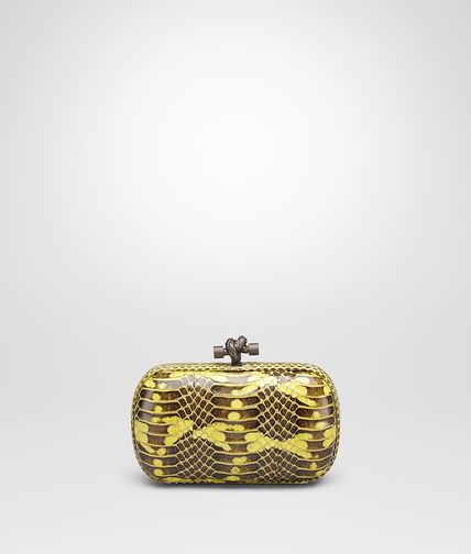 KNOT CLUTCH IN NEW CHARTREUSE MANGROVIA AND AYERS