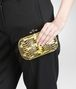 BOTTEGA VENETA KNOT CLUTCH IN NEW CHARTREUSE MANGROVIA AND AYERS Clutch D ap