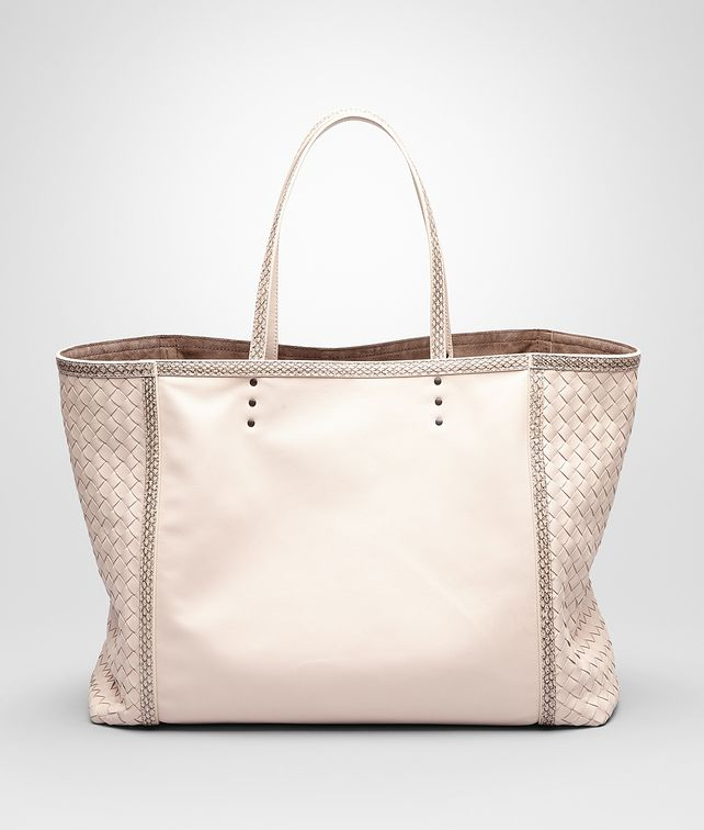 PALE NAPPA AYERS TOTE