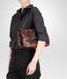 BOTTEGA VENETA BURNT RED ELAPHE RIALTO BAG Shoulder or hobo bag D ap