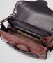BOTTEGA VENETA BURNT RED ELAPHE RIALTO BAG Shoulder or hobo bag D dp