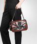 BOTTEGA VENETA BURNT RED ELAPHE RIALTO BAG Shoulder or hobo bag D lp