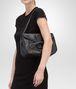 BOTTEGA VENETA NERO MICRO INTRECCIO NEW CALF RIALTO BAG Shoulder or hobo bag D ap