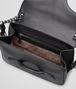 BOTTEGA VENETA NERO MICRO INTRECCIO NEW CALF RIALTO BAG Shoulder or hobo bag D dp