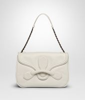 MIST  MICRO INTRECCIO NEW CALF  RIALTO BAG