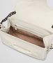 BOTTEGA VENETA MIST MICRO INTRECCIO NEW CALF RIALTO BAG Shoulder or hobo bag D dp