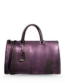Large leather bag - JIL SANDER