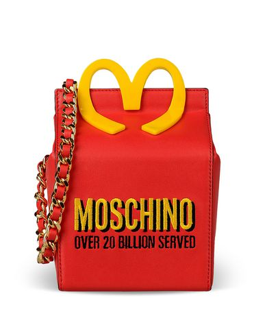Moschino fast food bag