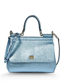 Small leather bag - DOLCE & GABBANA