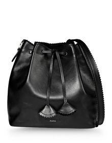 Medium leather bag - ROCHAS