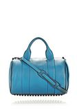 ALEXANDER WANG ROCCO IN HEAT SENSITIVE GALAXY WITH RHODIUM Shoulder bag Adult 8_n_r