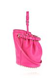ALEXANDER WANG DIEGO IN SOFT PEBBLED FLAMINGO WITH PALE GOLD Shoulder bag Adult 8_n_e