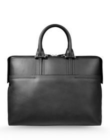 Large leather bag - BONASTRE