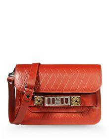 Medium leather bag - PROENZA SCHOULER