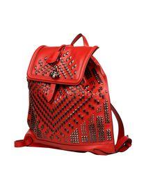 ALEXANDER MCQUEEN - Backpack & fanny pack