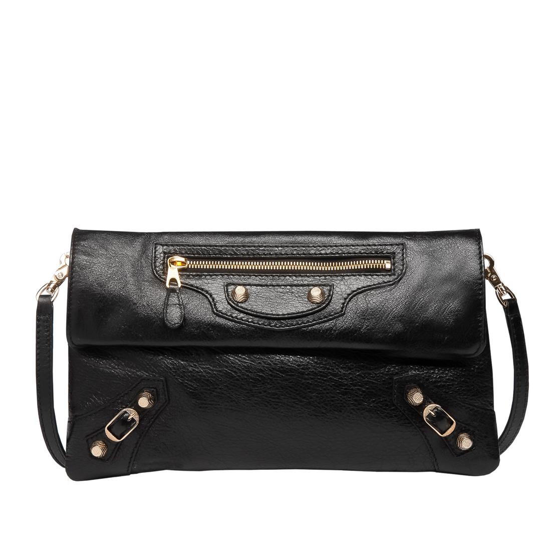 774227296f balenciaga giant 12 envelope leather clutch