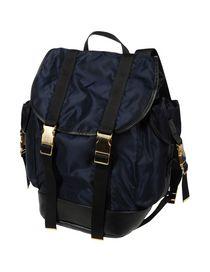NEIL BARRETT - Backpack & fanny pack