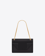Sac Betty Medium en cuir noir