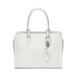ALEXANDER MCQUEEN, Tote, Padlock Zip Around