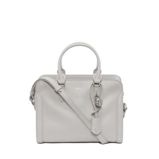 ALEXANDER MCQUEEN, Shoulder Bag, Small Padlock Zip Around