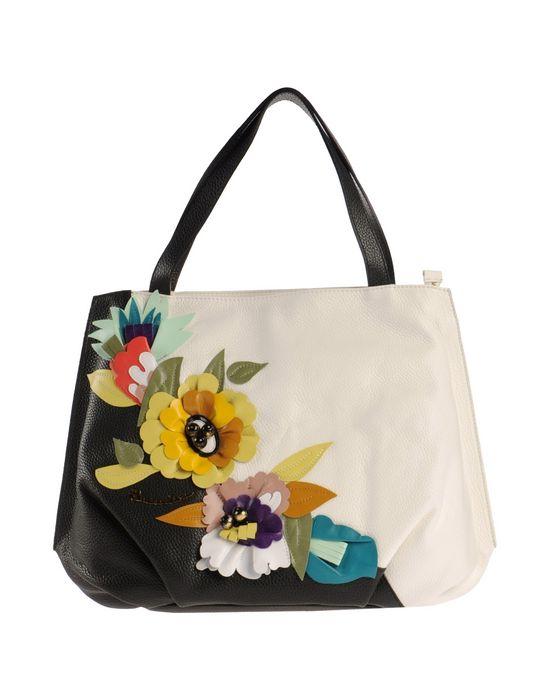Белые сумки 2015