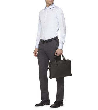 ERMENEGILDO ZEGNA: Office And Laptop Bag  - 45256202MU
