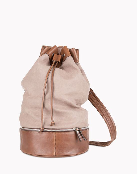 BRUNELLO CUCINELLI MBSLU230 Backpack U f