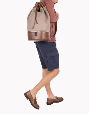 BRUNELLO CUCINELLI MBSLU230 Backpack U e
