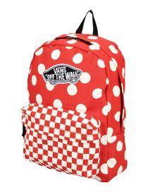 VANS - Backpack & fanny pack