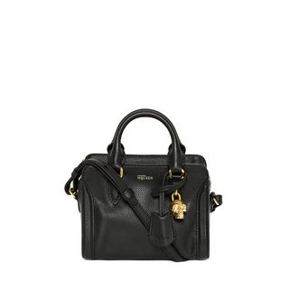 ALEXANDER MCQUEEN, Shoulder Bag, Mini Padlock