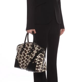 ALEXANDER MCQUEEN, Shoulder Bag, Spine Snake and Soft Calf Legend