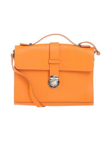Сумка через плечо ANNA F.. Цвет: оранжевый