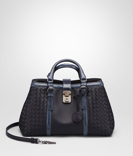 TOURMALINE NAPPA AND AYERS ROMA BAG