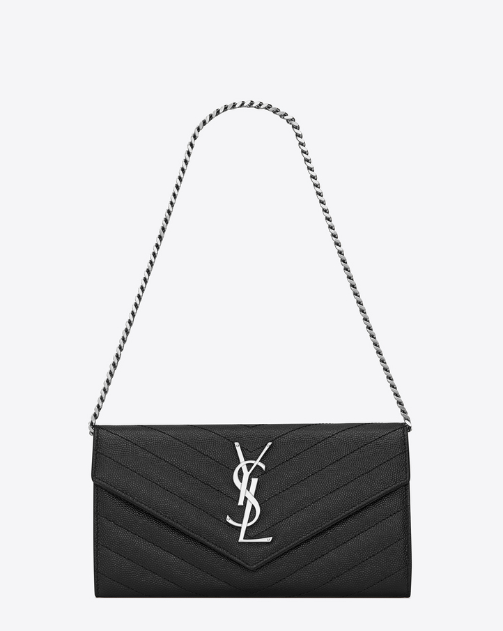 yves saint laurent wallets