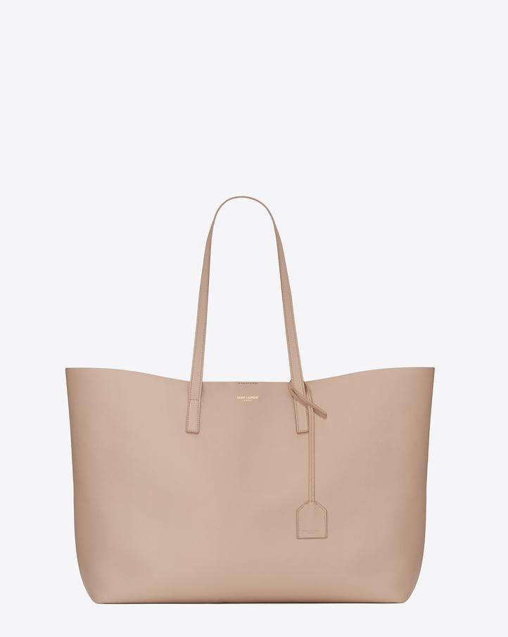 Saint Laurent Large Shopping Saint Laurent Tote Bag In