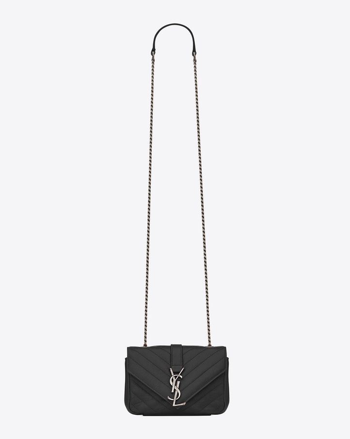 yves saint laurent uk online - Saint Laurent CLASSIC Baby MONOGRAM SAINT LAURENT CHAIN BAG IN ...