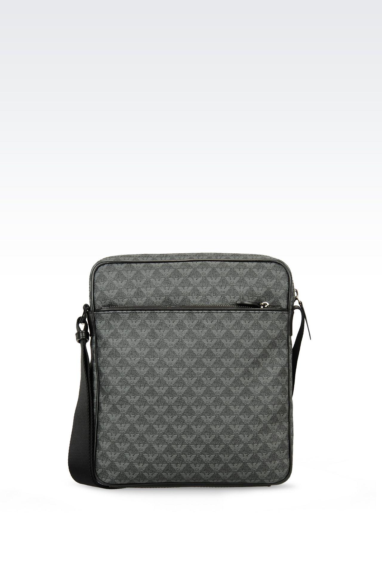 Emporio Armani Messenger Bags for Men - Armani.com