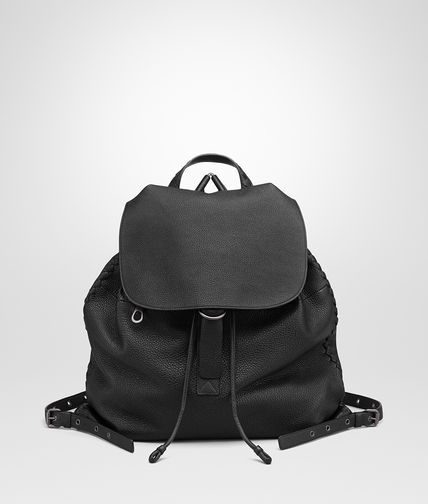 BACKPACK IN NERO CERVO