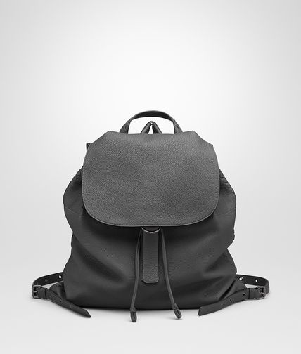NEW LIGHT GREY NERO CERVO BACKPACK