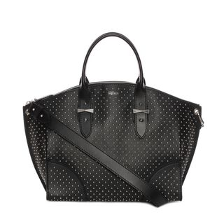ALEXANDER MCQUEEN, Shoulder Bag, Soft Calf Leather Studded Legend