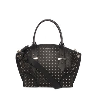 ALEXANDER MCQUEEN, Shoulder Bag, Soft Calf Leather Studded Small Legend