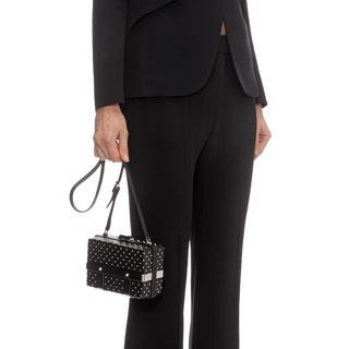 ALEXANDER MCQUEEN, Shoulder Bag, Studded Large Caged Bag